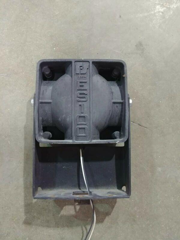 Federal Signal ES100 Siren Speaker W/Bracket