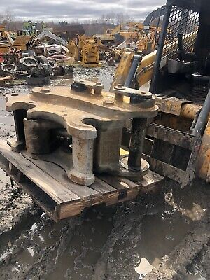 Caterpillar 345 Excavator Quick Coupler