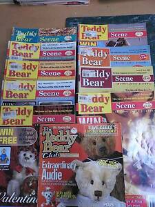 Teddy Bear Scene UK Magazine (9) Riverglades Murray Bridge Area Preview