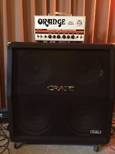 cabinet Crate  4x12