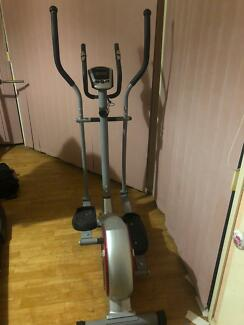 Brand new rower and cross trainer