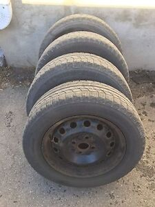 For sale Michelin X ice 185/65R14