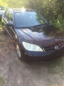 2005 civic parts only