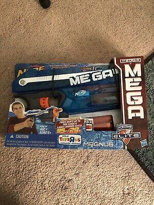 NERF N-Strike Elite GUN Sonic Ice N Blaster MEGA Series NEW IN BOX