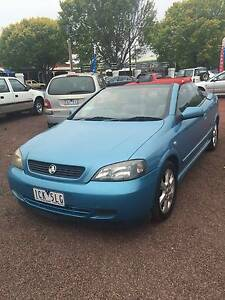 2001 Holden Astra Convertible Bacchus Marsh Moorabool Area Preview