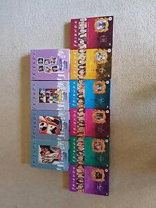 Friends Complete DVD Box Set Ferntree Gully Knox Area Preview