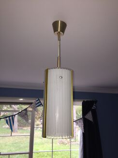 Fairly ugly 70s pendant light