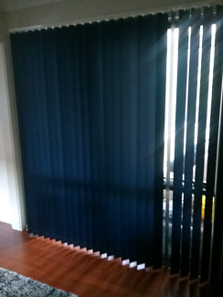 Vertical Blinds x 6 sets 2100 x 1000 | Curtains & Blinds | Gumtree ...