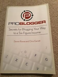 How 2 make $ on your blog- secrets to blogging for income books