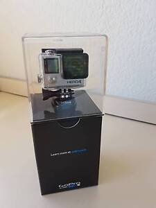 GoPro Hero4 Black with 64GB micro sd card + accessories Vaucluse Eastern Suburbs Preview