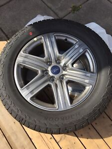 Truck tires. New 275/55r20