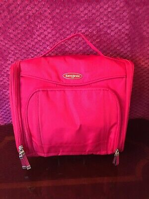 Samsonite Laptop Bag Red Professional Business Carry On
