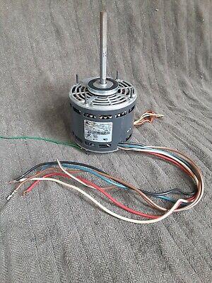 Emerson Ka55hxsmw-2346 Blower Motor 13hp 115v 1075rpm 3spd K1864