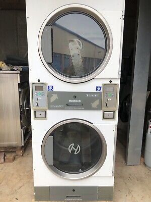 Huebsch Jt0300drg Stack Dryer Coin 120v Tested. Works Great Priced To Sell