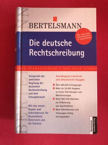 Die deutsche Rechtschreibung