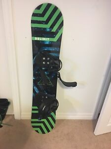 Fire fly snowboard