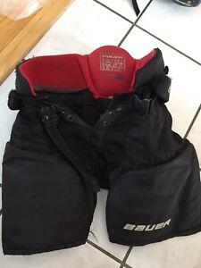 Bauer hockey pants junior small