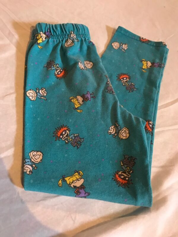Vintage rugrats Pants kids Rare sz 4 E7