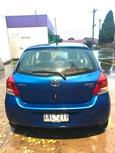 2010 Toyota Yaris Hatchback Bundoora Banyule Area Preview