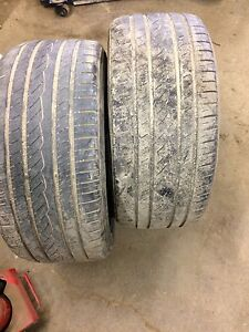 235-45-17 two tires