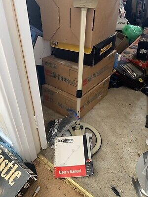 Minelab Explorer XS metal detector Working Fine
