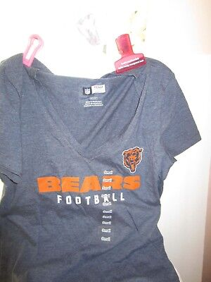 Womens NFL Bears T-Shirt Size Small