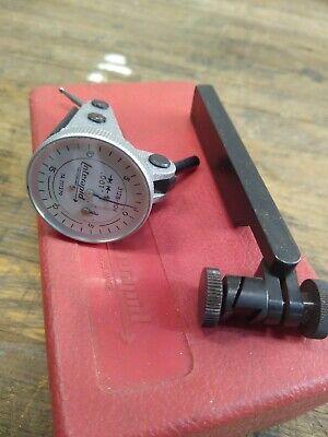Interapid Dial Test Indicator 312b-20v X .001 Wholder Original Box