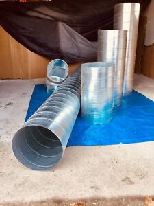 "14"" Duct pipes"