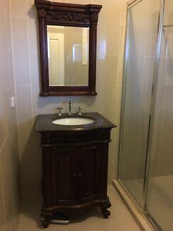 early settler bathroom vanity. early settler vanity and mirror bathroom
