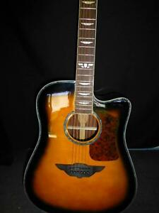 KEITH URBAN PLAYER ACOUSTIC GUITAR with Soft Case Campbelltown Campbelltown Area Preview