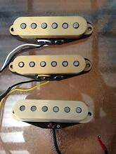 Guitar Pickups - 2 Fender Noiseless and 1 Kinman Impersonator North Lambton Newcastle Area Preview
