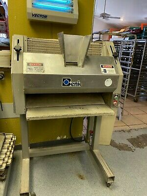 Benier French Bread Moulder Sheeter Model Fbm
