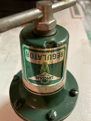 Lincoln 600004 Air Pressure Regulator