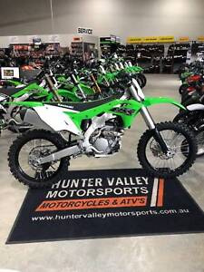 KX250 2019 Save $750 Race Ready Factory Bonus Rutherford Maitland Area Preview