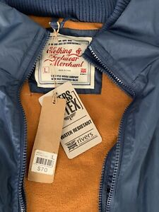 Mens jacket rivers large