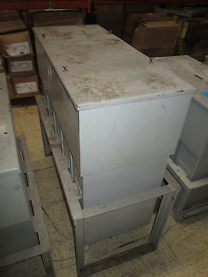 Fpe Cornell Dubilier Capacitor Icc5120d33 120kvar 240v 3ph Used