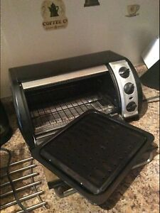 Home Appliance Black and Decker Toaster Oven for Sale