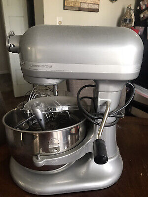 kitchenaid 6-quart pro 600 bowl-lift stand mixer