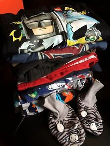 2T Spring LOT: sweaters, pants, PJ's, slippers