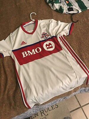 2ff6080f5 NEW Toronto FC Adidas Kit ⚽️