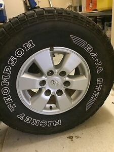 4 x Mickey Thompsons on Toyota rims Claremont Nedlands Area Preview