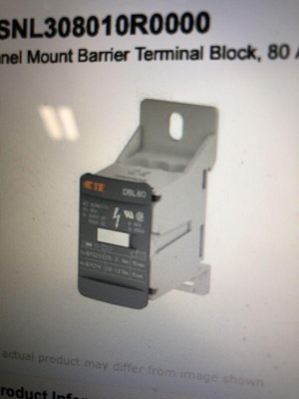 ENTRELEC Distribution Block DBL 80