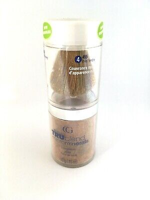 Cover Girl Mineral Foundation (CoverGirl Tru Blend Micro Minerals Foundation Soft Honey 455)