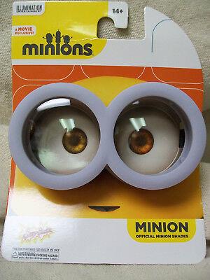 9885808de73f Licensed Minions Costume Goggles Glasses Cartoon Despicable Me Minion Bob  Kevin