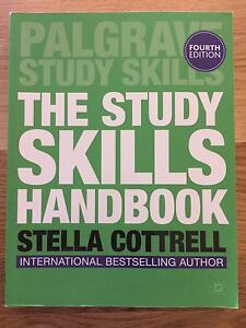 The Study Skills Handbook - Fourth Edition - Stella Cottrell Lower Beechmont Ipswich South Preview
