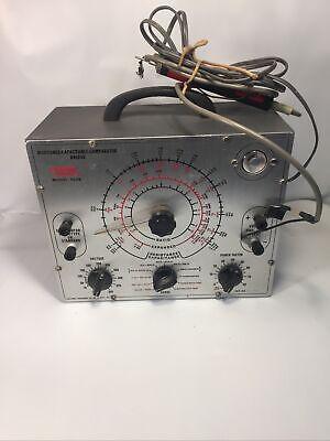 Eico Model 950b Resistance-capacitance-comparator Bridge Mb