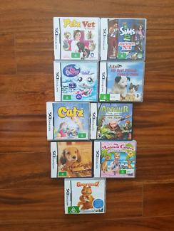 NINTENDO DS  BULK LOT GAMES