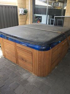 6 seater spa portable Southern River Gosnells Area Preview