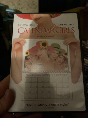 Calendar Girls DVD - $2.90