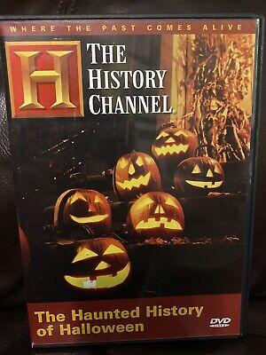 Haunted History Of Halloween (The Haunted History of Halloween [History Channel] [A&E DVD)